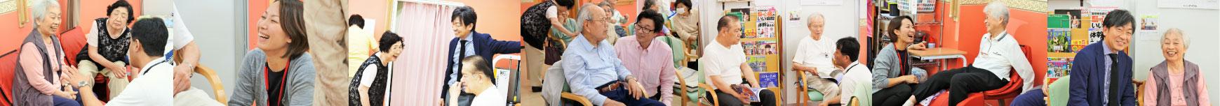 銀齢ホームでは、専門知識を持ったコーディネーターが、ご入居者様おひとりおひとりに合った老人ホーム探しをお手伝いいたします。